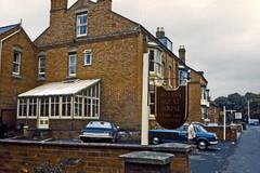 Melita Guest House (AntyDiluvian) Tags: england uk unitedkingdom vintage 1973 1970s stratford stratforduponavon hotel inn guesthouse bb melita