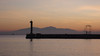 Thessaloniki - port sunset, breakwater (2)