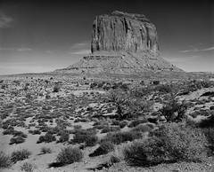Monument Valley Sandstone (GOJR.) Tags: 6x7 meduimformat fujifilmneopanacros100 travel 120 monumentvalley mamiyarz67proii mamiyam65mmf4la utah