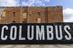COLUMBUS_DSC0051 (GmanViz) Tags: gmanviz sonya6000 color mural type lettering columbus ohio art neon sign