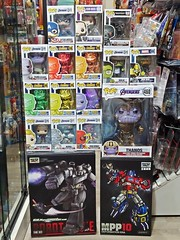 Recent Arrivals – More Pop Vinyl Figures and Wei Jian Transformers – As at 21 Jan 2020 (My Toy Museum) Tags: recent arrival arrivals pop vinyl wei jiang weijiang transformer oversize