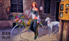 ☆★* •.. Style Me Up! 107 ..•*★☆ (Colleen // Dixi Vemo //) Tags: lelutka legacy lamb vale koer lunar