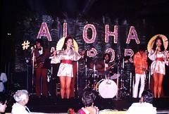 Found Photo - Hawaii Band, 1973 (Mark 2400) Tags: found photo hawaii band 1973