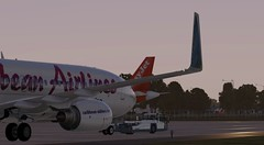 b738 - 2020-01-20 16.42.55 (Rell Brown) Tags: xplane xp11 caribbean princess juliana 737ng 737800 737 boeing laminarresearch americanairlines transworld airlines luufthansa