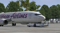 b738 - 2020-01-18 14.26.47 (Rell Brown) Tags: xplane xp11 caribbean princess juliana 737ng 737800 737 boeing laminarresearch americanairlines transworld airlines luufthansa