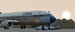 b738 - 2020-01-13 7.07.22 PM (Rell Brown) Tags: xplane xp11 caribbean princess juliana 737ng 737800 737 boeing laminarresearch americanairlines transworld airlines luufthansa