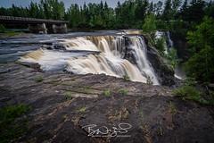 Kakabeka Falls (Brendan Wright Photography) Tags: waterfall waterfalls kakabekafalls canada thunderbay ontario