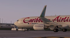 b738 - 2020-01-20 16.42.14 (Rell Brown) Tags: xplane xp11 caribbean princess juliana 737ng 737800 737 boeing laminarresearch americanairlines transworld airlines luufthansa