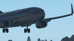 b738 - 2020-01-15 20.44.25 (Rell Brown) Tags: xplane xp11 caribbean princess juliana 737ng 737800 737 boeing laminarresearch americanairlines transworld airlines luufthansa