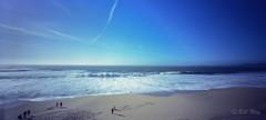 Day On The Beach (bigbill2006) Tags: pinhole pinholefilm zero zero612 ektar100cinestillcs41 c41 cameraobscura beach water waves
