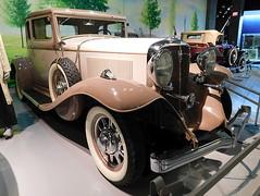 1932 Studebaker Commander Regal Coupe (splattergraphics) Tags: 1932 studebaker commander regal coupe studebakercool114yearsofinnovation exhibit museum hersheypa aacamuseum