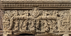 Preah Ko, Angkor area, Cambodia (Janos Kertesz) Tags: cambodia angkor temple khmer ancient religion stone asia carving buddhism sculpture travel history heritage architecture preah ko