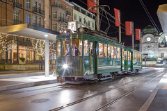 BVB Ce 2/2 Nr. 215 Basel SBB (daveymills37886) Tags: bvb ce 22 nr 215 basel sbb motorwagen basler museumsnacht 2020