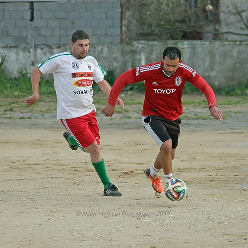 Sports : Neighborhood Derby Boussakloul - Castors