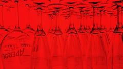 Vasos en rojos (Renate Bomm) Tags: red rot rojos campaign champagner glases glas 1fcköln vereinsheim renatebomm crazytuesday huaweivtrl09 huaweip10 smartphone