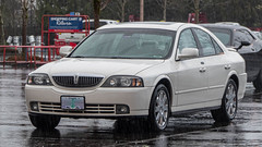 2005 Lincoln LS (mlokren) Tags: car photo spotting 2020 pictures usa oregon photography automobile pacific northwest photos pics picture pic vehicles vehicle pnw vehicular pacnw 2005 white ford sedan outdoors outdoor automotive company transportation lincoln motor ls automobiles fomoco motorcraft