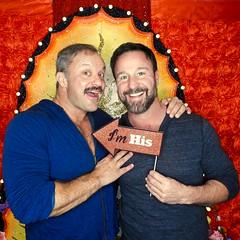 DSCN8739 (danimaniacs) Tags: valentinesday portrait man guy paoloandino smile beard scruff gay couple colorful
