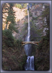 Multnomah Falls, Oregon (inferno55) Tags: multnomahfalls 2000