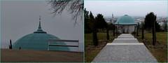 Schau genau ! / Look closely ! (ursula.valtiner) Tags: winter dach roof spitze spire beethoventempel beethoventemple badenbeiwien niederösterreich loweraustria austria autriche österreich