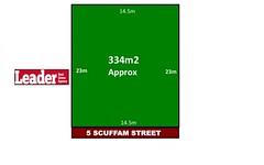 5 Scuffam Street, Mernda VIC