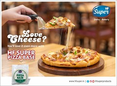 #NationalCheeseLoversDay (HF Super Dairy and Bakery) Tags: pizza food pizzatime foodie instafood pizzalover italianfood pizzeria pasta pizzalovers yummy foodblogger delivery delicious foodphotography dinner cheese foodlover restaurant pizzaria hfsuperpaneer hfsuperpizzabase paneer
