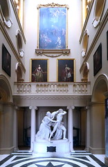 Entrance Hall, Ickworth House (Snapshooter46) Tags: ickworthhouse suffolk entrancehall neoclassical nationaltrust architect antonioasprucci