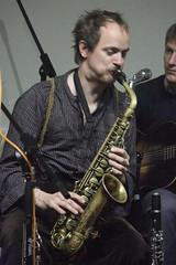 Frog & Henry (2020) 05 - Ewan Bleach (KM's Live Music shots) Tags: jazz ragtime greatbritain froghenry ewanbleach altosax saxophone winningposttwickenham
