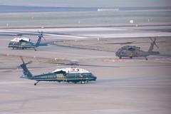 United States Air Force Sikorsky VH-60N @ZRH;21.01.2020 (Aero Icarus) Tags: zrh zürichkloten zürichflughafen zurichairport lszh plane avion aircraft flugzeug