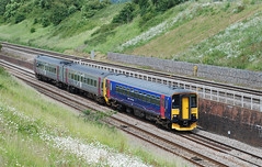 153305. (curly42) Tags: 153305 class153 class158 fgw railway transport travel standishjunction dmu unit sprinter