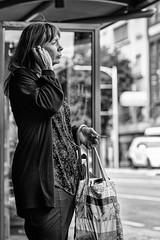 Sound check (Chris (a.k.a. MoiVous)) Tags: streetphotography citywestprecinct adelaidecbd streetlife