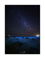 Oceans of glowing Bioluninescence in Australia (sugarbellaleah) Tags: bioluminescence bluealgae iridecent glowing bright light glitter stars twinkline beauty pretty nature awe amazing fun phenomenon sensational outdoors landscape ocean sea seascape coast jervisbay australia climate science sealife