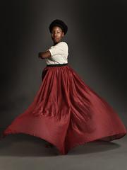 Turn around (Dannis van der Heiden) Tags: model angie dancing fashion modelphotography nikond750 d750 tamron70210mmf4