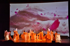 Dance-Beauties by the Water 洛水佼人 by Jianyi Dance Crew 簡伊舞蹈團, The Year of the Rat-A Chinese New Year Celebration, Burlington Performing Arts Centre, 440 Locust Street, Burlington, ON (Snuffy) Tags: beautiesbythewater theyearoftheratachinesenewyearcelebration burlingtonperformingartscentre 440locuststreet burlington ontario canada jianyidancecrew 洛水佼人 簡伊舞蹈團