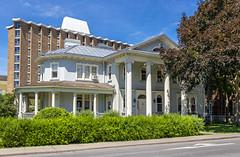 Katherine Bermingham Macklem House (Eridony (Instagram: eridony_prime)) Tags: kingston ontario canada university publicuniversity queensuniversity house