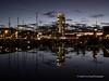 Swansea Marina at night 2020 01 20 #8