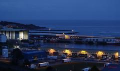 Anochece en Burela IMG_2977 (Julian Munilla Rio) Tags: pueblo galicia puerto mar cantabrico