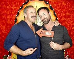DSCN8738 (danimaniacs) Tags: valentinesday portrait man guy paoloandino smile beard scruff gay couple colorful