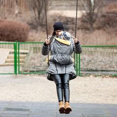 Liliputi (10426) (Liliputi Babywearing) Tags: outdoor citylife mamacoat