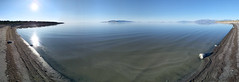 Antelope Island State Park, Great Salt Lake