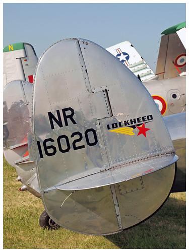 Lockheed 12A Electra Junior - 1287 - F-AZLL