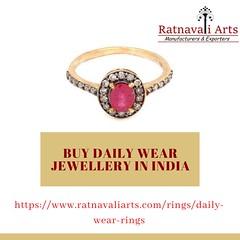 Buy Daily Wear Jewellery in India (ratnavaliarts8) Tags: buy daily wear jewellery india buydailywearjewelleryinindia