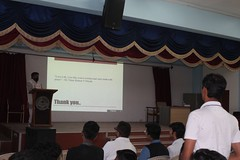 """Unforgettable-Memorable moments from """"Jayantian Extension Services Centre For Social Activities"""" which had organised """"Yuva Milan 2020"""", at """"Kristu Jayanthi College"""". It was an honour, respect, pleasure and a token of love for me, Dr. Vinay Kumar V Nayak, (vinay2madhakari) Tags: csa vinaykumarvnayak drvinaykumarvnayak kristujayanticollege"""