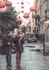 Italy - Milan (SergioQ79 - Osanpo Photographer -) Tags: italy italia milan couple street woman boy girl man january 2020 nikon d7200 urban