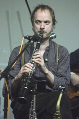 Frog & Henry (2020) 03 - Ewan Bleach (KM's Live Music shots) Tags: jazz ragtime greatbritain froghenry ewanbleach clarinet winningposttwickenham