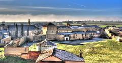 Convento (JVicenteRD) Tags: convento cuencadecampos niebla sol frio hielo jvicenterd clarisas