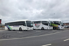 549 KYA, Ocean Cruise Terminal, Southampton, August 31st 2019 (Southsea_Matt) Tags: 549kya scania k310eb4 irizar century princesscoaches oceancruiseterminal southampton hampshire england unitedkingdom canon 80d august 2019 summer bus omnibus vehicle transport iphone7