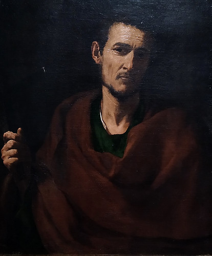 San Felipe (1630). José de Ribera. Biblioteca Museu Víctor Balaguer