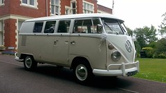 Volkswagen Campervan Hire In Wales From Premier Carriage (Premier Carriage) Tags: weddingcarshampshire wedding cars kent weddingcarsleicestershire