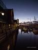 Swansea Marina at night 2020 01 20 #1