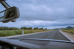 Traveling (Miguel Ángel Prieto Ciudad) Tags: outdoors day car sky travel road nature vacations journey trip tourism clouds way sonyalpha